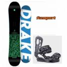 Deska  DRAKE LEAGUE 2020 + DRAKE FIFTY  2021