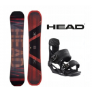 deska HEAD ANYTHING HYBRID CAMBA 2020 + HEAD NX ONE 2021